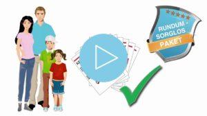 Bild für Familienabsicherung