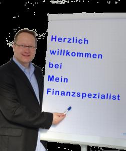 Willkommen bei MeinFinanzspezialist